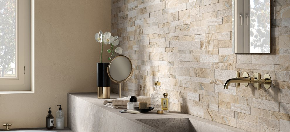 Marble And Stone Go Three Dimensional Ceramica Rondine