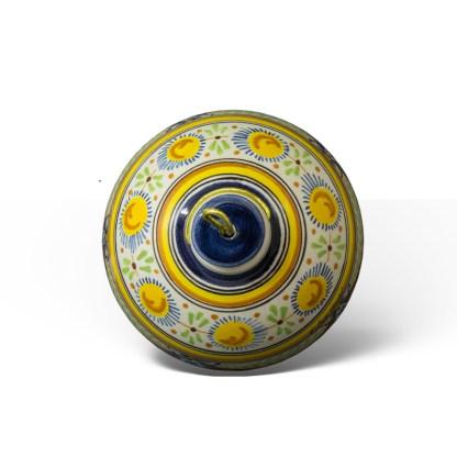 Pabellones Gold · Bola de Navidad de cerámica
