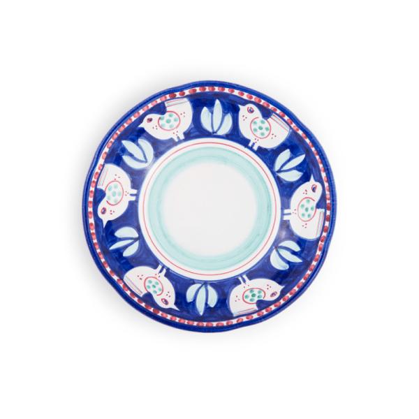 Ceramic soup bowl 8,5 inch Fruit   Ceramica Assunta Positano