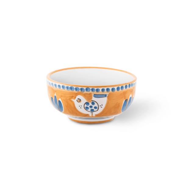 Pottery cereal bowl| Ceramica Assunta Positano