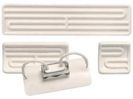 Ceramic thermal emitters