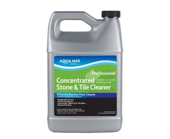 Aqua Mix Concentrated Stone and Ceramic Tile floor cleaner