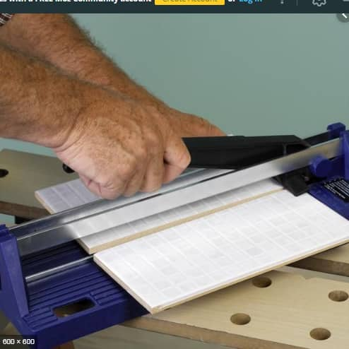 how to cut ceramic tile tile cutting