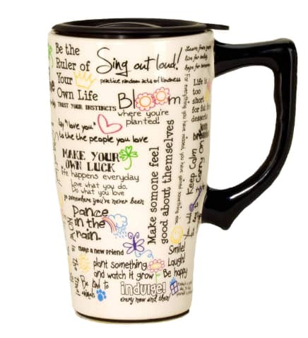 Spoontiques Positive Mug