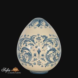 Complementi d'arredo raffinati adatti sia per la casa che per le attività commerciali. Decorative Eggs Italian Pottery Handmade Ceramiche Di Caltagirone Sofia