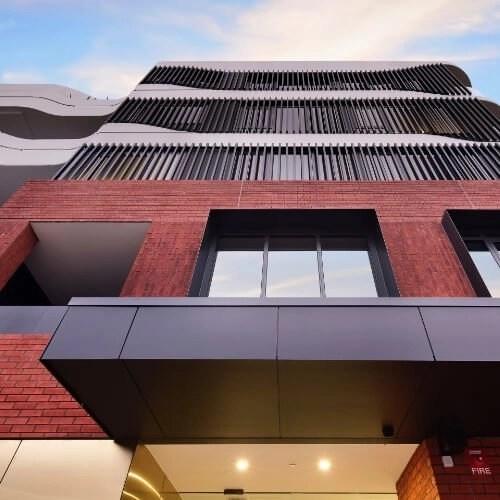 Architectural Brickslips Royal Ascot Multi Storey Exterior