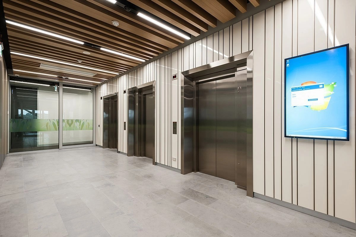 Ceramic Projects Banyule City Lift Foyer