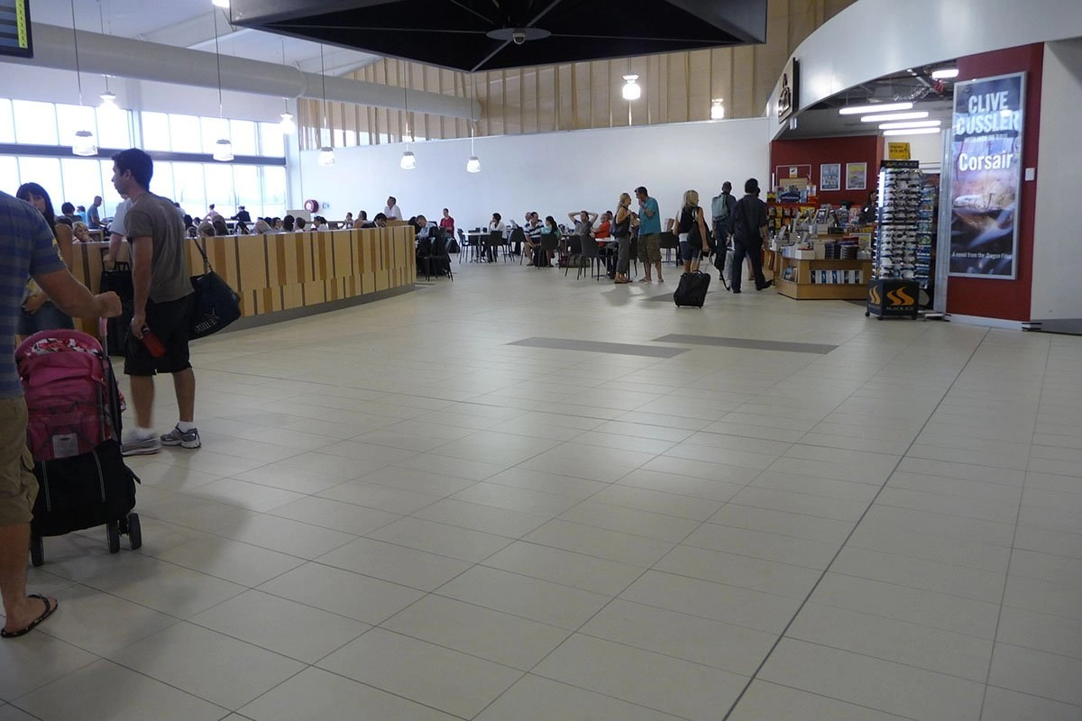 Ceramic Projects Goldcoast Airport Dining Hall