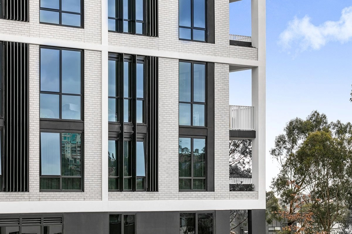 Tullamore Apartments Project Outside View