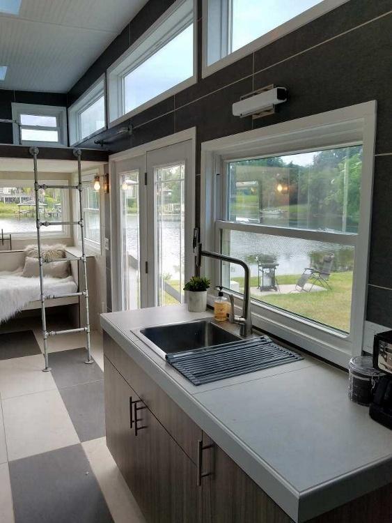 should you install tile under cabinets
