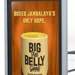 Cerberus - Big Fat Belly Good - Advertisement