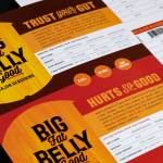 Cerberus - Big Fat Belly Good - Sales Kit - Collateral