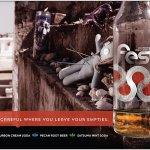Cerberus - Fest Cola - Website Advertisement