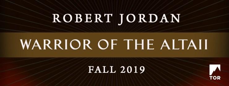 Robert Jordan: in arrivo un nuovo libro inedito!