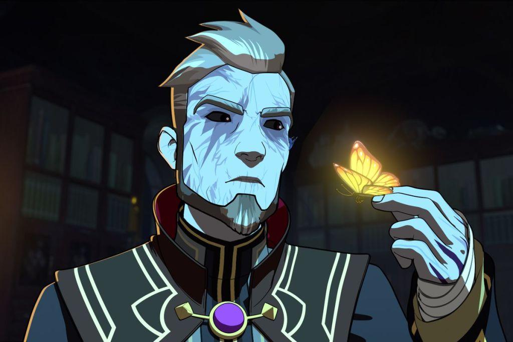 Viren è un bellissimo personaggio ed ha le sue ragioni, nonostante tutto
