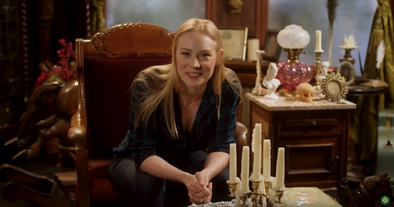 "Deborah Ann Woll è sempre ""the Dungeon Master"", ad esempio"