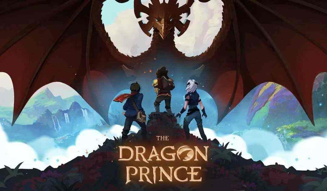 The Dragon Prince: la Recensione