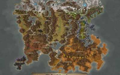 Inkarnate e l'antica arte di disegnare mappe
