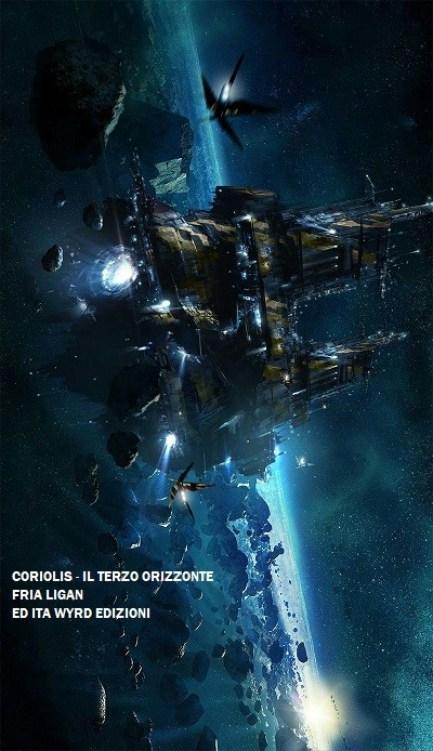 Coriolis: Un'immagine tratta dal manuale base, edito in Italia grazie a Wyrd Edizioni.