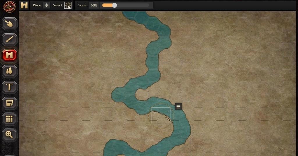 Con un corso più coerente, inseriamo gli ostacoli del fiume!