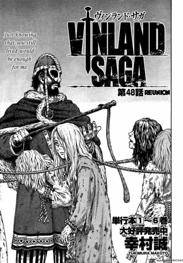 La schiavitù ha una grossa rilevanza nella trama di Vinland Saga!