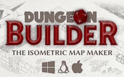 Dungeon Builder – Isometria unica via!