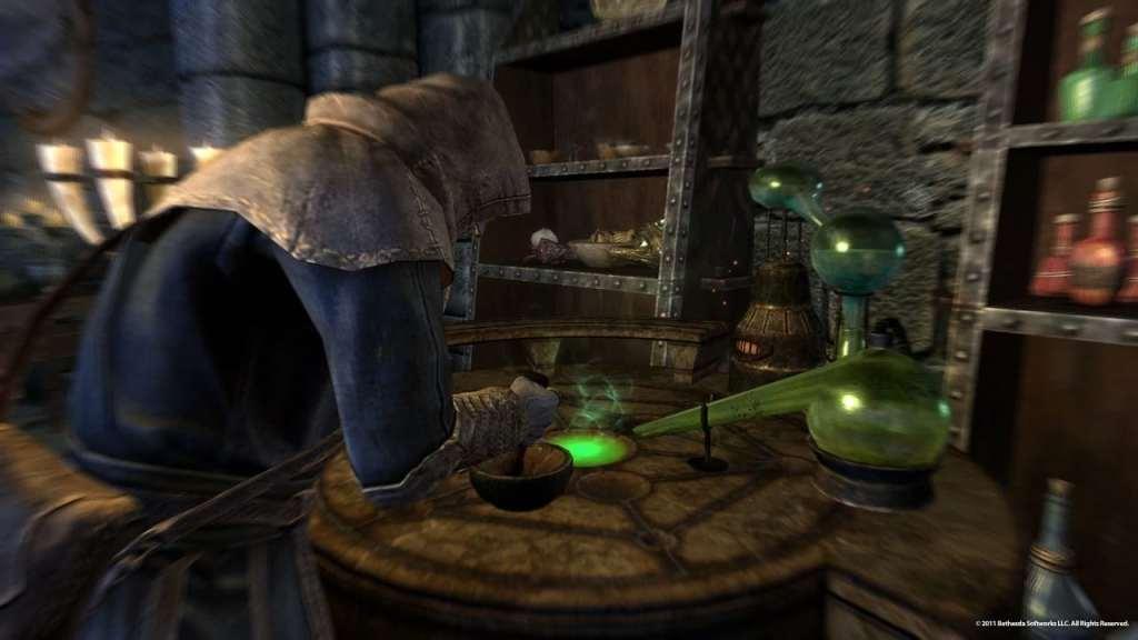 Alchimia in Skyrim
