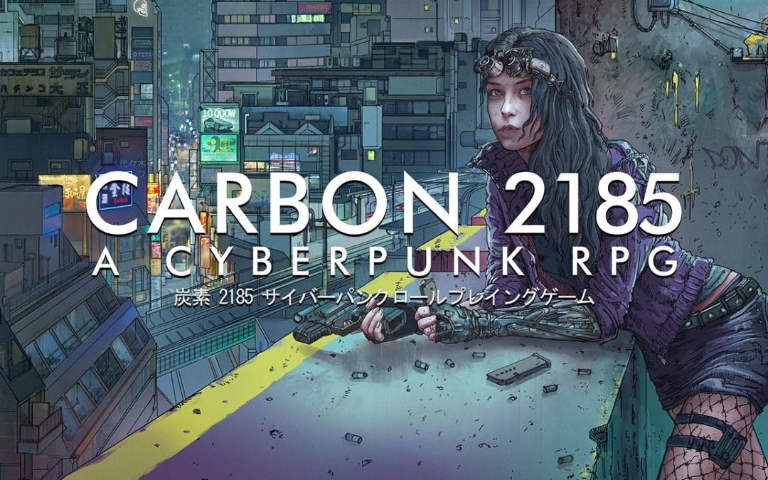 Carbon 2185: La Recensione
