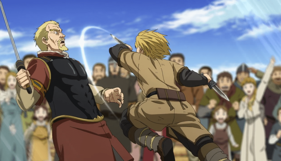 Vinland Saga Episodio 08: recensione