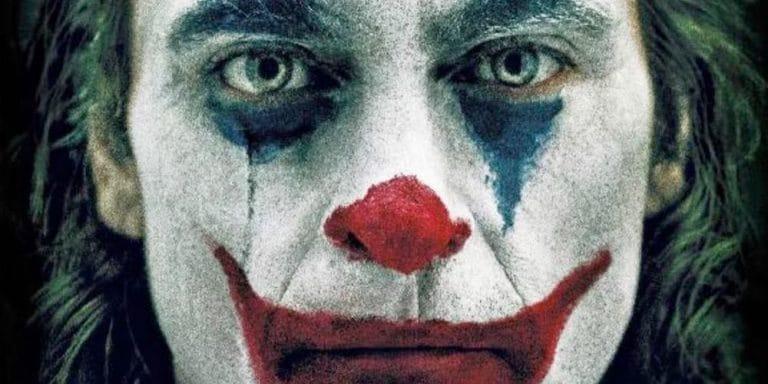 Banner del film Joker
