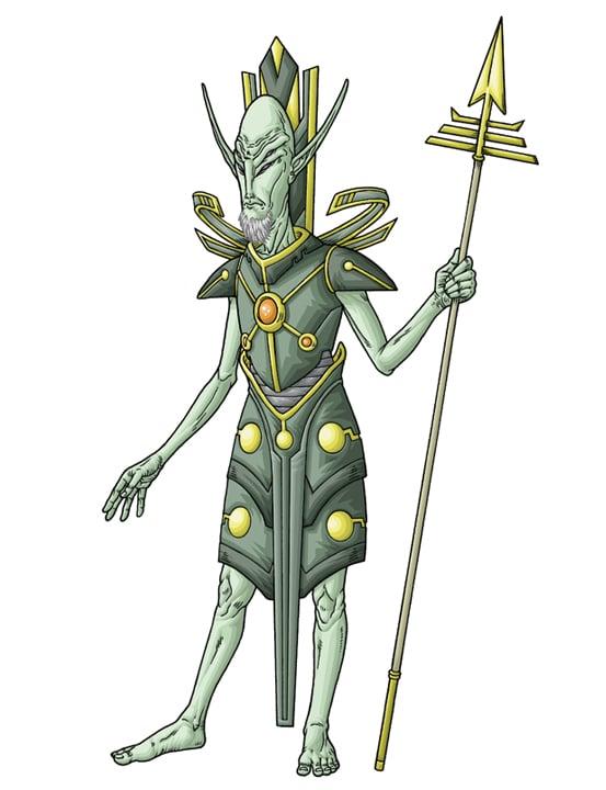 Lobon, uno dei Grandi, tra i Mostri del Mito