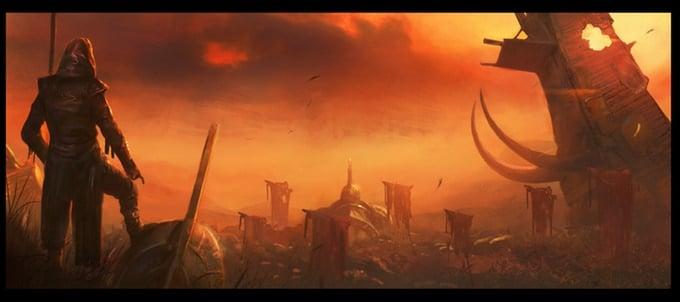 Un'immagine di Talislanta