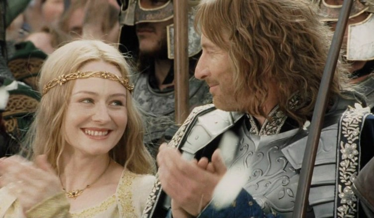 Suggerimento 1: spin-off de Il Signore degli Anelli su Éowyn e Faramir!