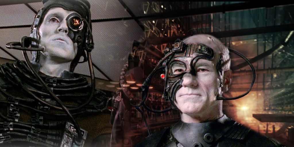 Picard e Hugh