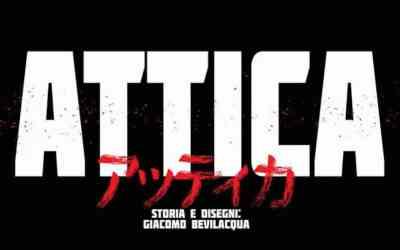 Sergio Bonelli – Attica: #1 e #2