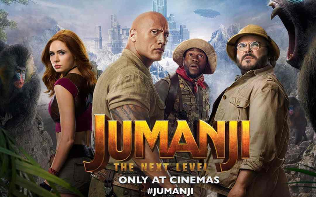 Jumanji: The Next Level – La Recensione