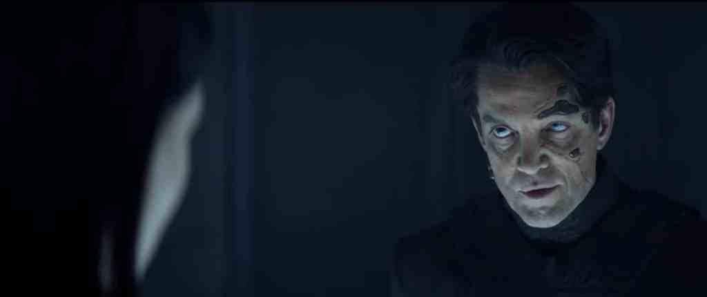 Hugh in la fine è l'inizio
