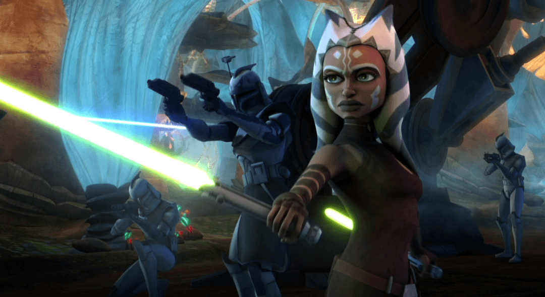 "Star Wars: The Clone Wars 7×02 ""A Distant Echo"""