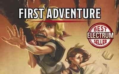 """Prima Avventura"" – Introdurre D&D ai bambini"