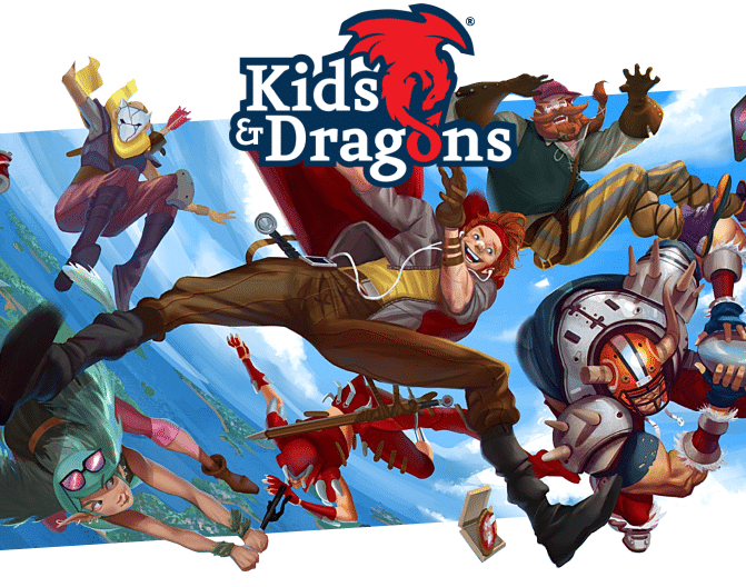 Kids & Dragons: intervista ai creatori!