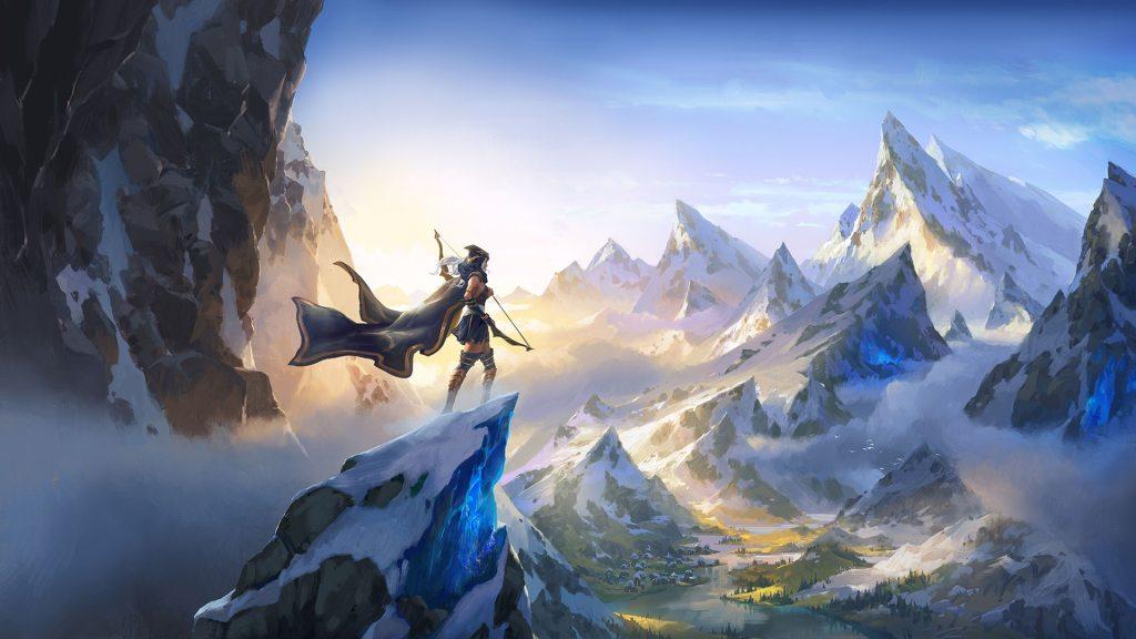 un'immagine da Legends of Runeterra