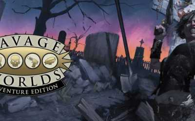 Savage Worlds: Adventure Edition