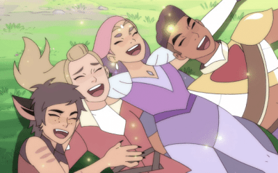 Storie d'amore queer: cosa ci insegna She-Ra?