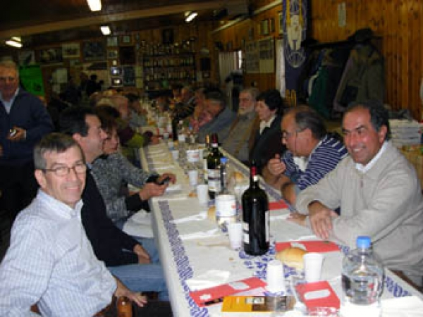 Pranzo degli AuGURI 2008