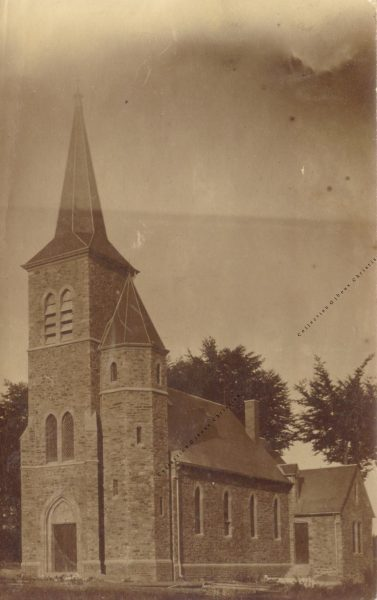 Eglise - Bougnimont - Collection Christian Giboux
