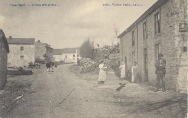 BRAS-HAUT - Route d'Hatrival
