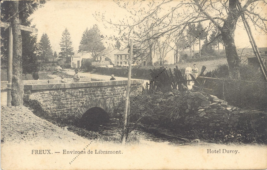 Freux – Cercle Art & Histoire – Libramont-Chevigny