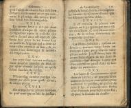 Coutumes Générales des Pays Duché de Luxembourg pages 110 - 111