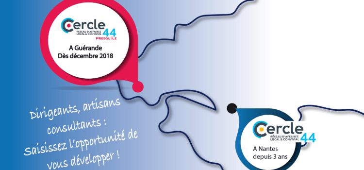 Cercle 44 réseau d'entrepreneurs Guérande