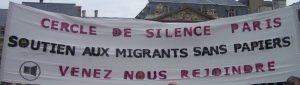 Cercle de silence Paris